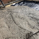 R Lugg Landscaping and Gardening Services concrete base Tewkesbury landscaping project