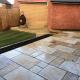 New build Garden Design end result
