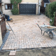 New Driveway project near complete